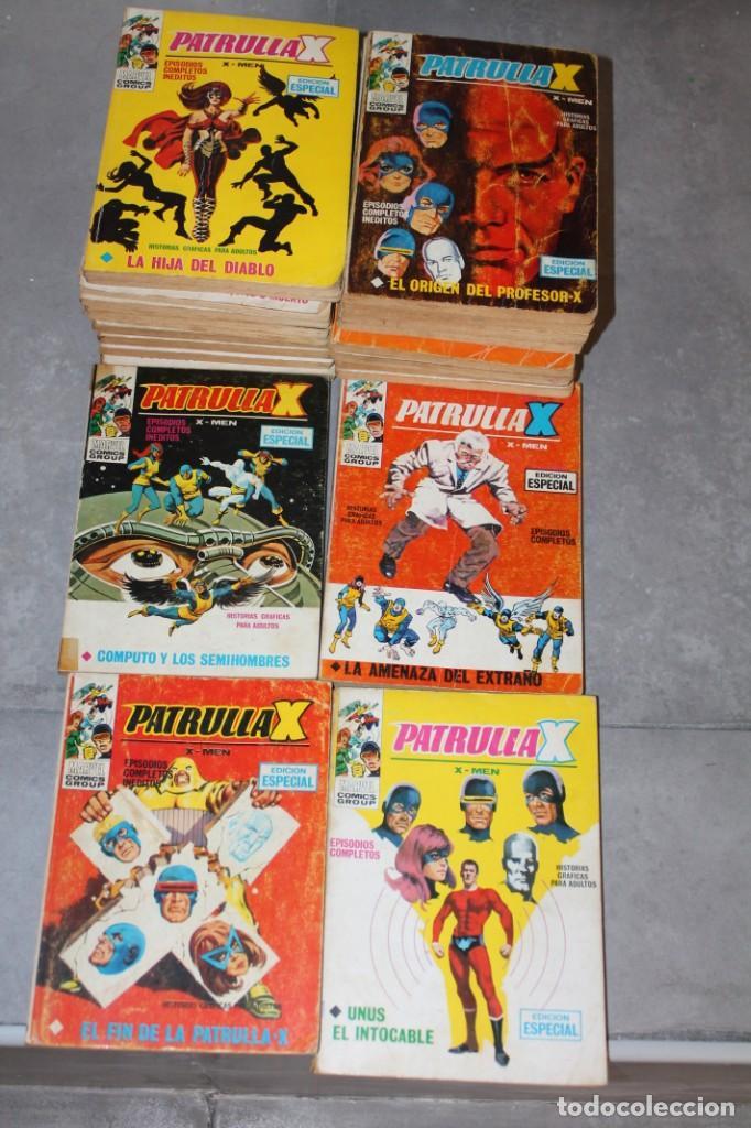 Cómics: Patrulla X volumen 1 coleccion Completa 32 numeros Vertice - Foto 4 - 146705486