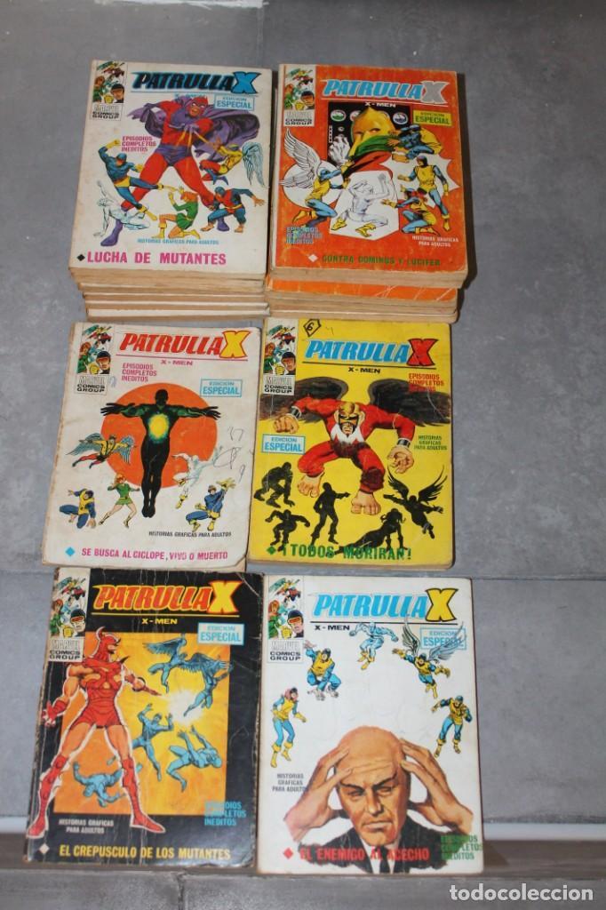 Cómics: Patrulla X volumen 1 coleccion Completa 32 numeros Vertice - Foto 5 - 146705486