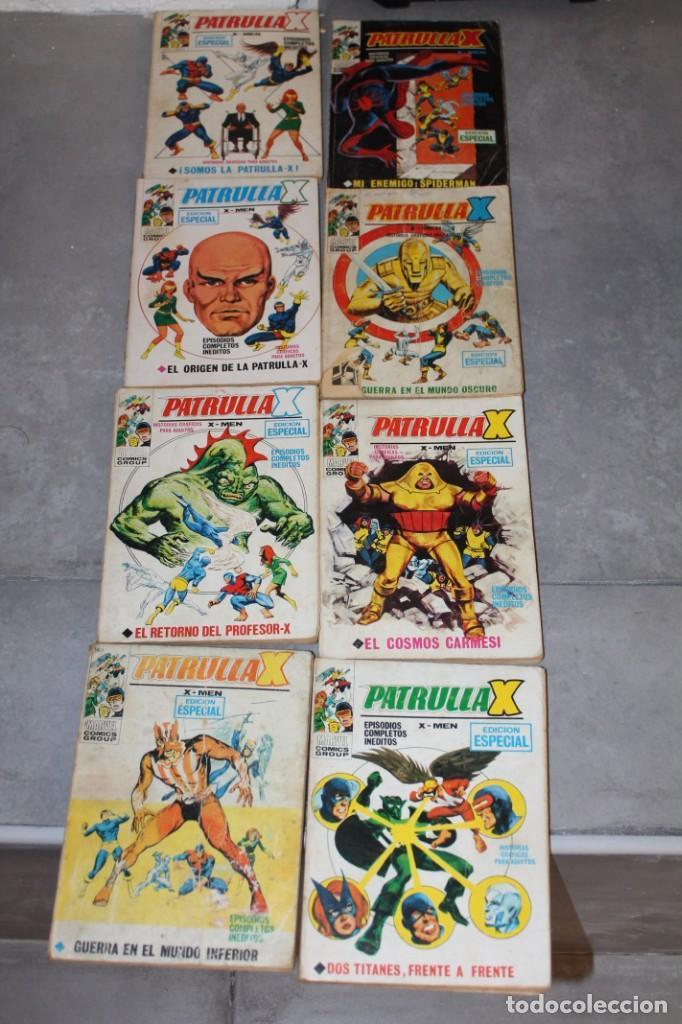 Cómics: Patrulla X volumen 1 coleccion Completa 32 numeros Vertice - Foto 7 - 146705486