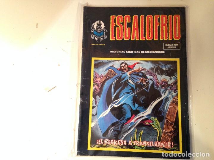 Comics: Escalofrío Lote 14 ejemplares - Foto 10 - 146789866