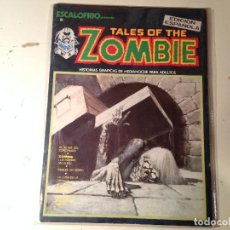 Cómics: TALES OF THE ZOMBIE LOTE 7 EJEMPLARES. Lote 146790522
