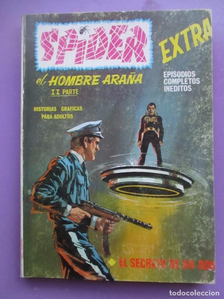 SPIDER Nº 7 VERTICE TACO ¡¡¡¡¡¡¡ BUEN ESTADO !!!!! (Tebeos y Comics - Vértice - V.1)