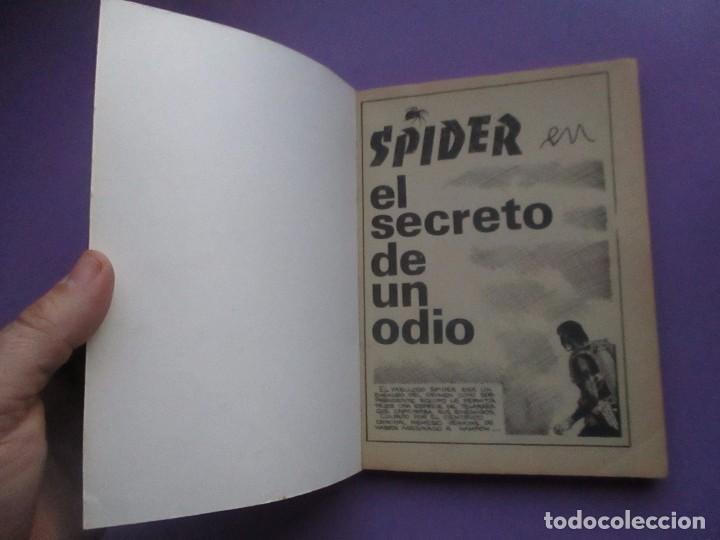 Cómics: SPIDER Nº 7 VERTICE TACO ¡¡¡¡¡¡¡ BUEN ESTADO !!!!! - Foto 5 - 146801894