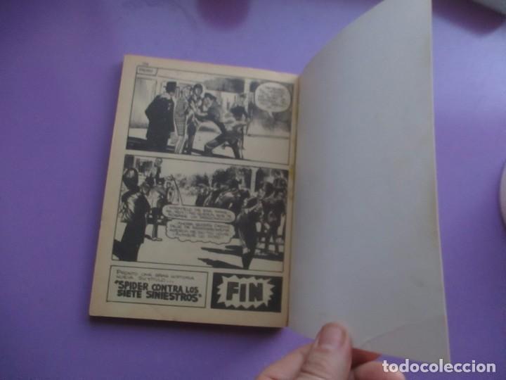 Cómics: SPIDER Nº 7 VERTICE TACO ¡¡¡¡¡¡¡ BUEN ESTADO !!!!! - Foto 6 - 146801894
