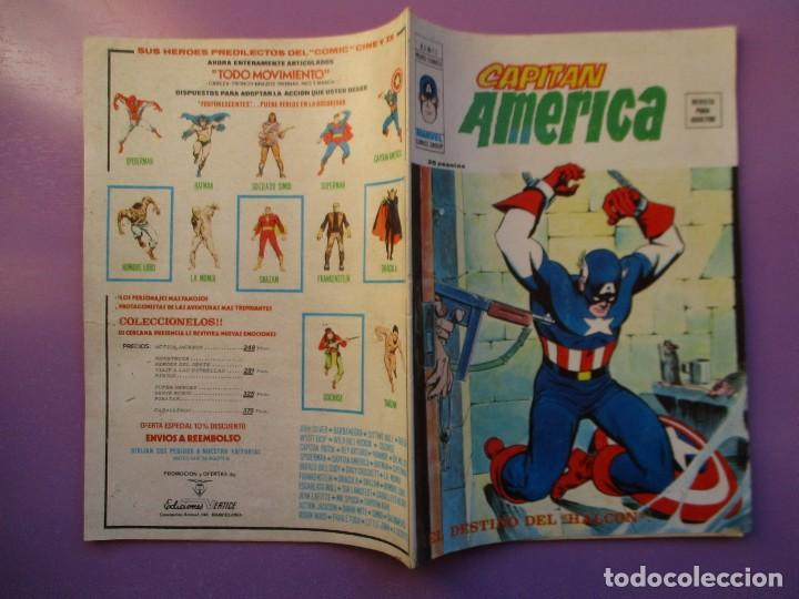 Cómics: CAPITAN AMERICA Nº 13 VERTICEVOLUMEN 3 ¡¡¡¡¡¡¡ BUEN ESTADO !!!!! - Foto 3 - 146803478