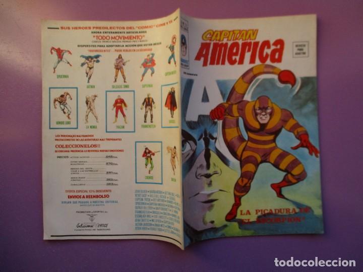 Cómics: CAPITAN AMERICA Nº 12 VERTICEVOLUMEN 3 ¡¡¡¡¡¡¡MUY BUEN ESTADO !!!!! - Foto 3 - 146803854