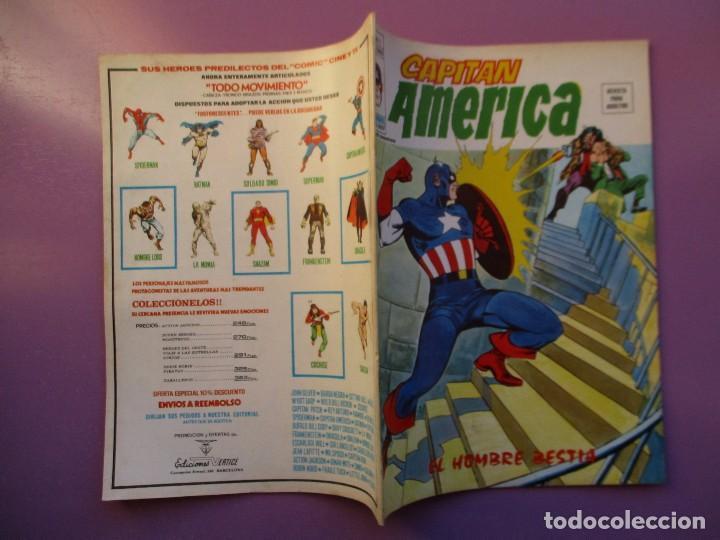 Cómics: CAPITAN AMERICA Nº 11 VERTICEVOLUMEN 3 ¡¡¡¡¡¡¡MUY BUEN ESTADO !!!!! - Foto 3 - 146803978