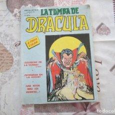 Cómics: LA TUMBA DE DRACULA VOL 2 Nº 7. Lote 146937942