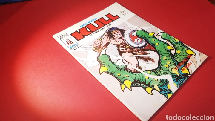 EXCELENTE ESTADO SUPER HEROES 25 VERTICE VOL II (Tebeos y Comics - Vértice - Super Héroes)