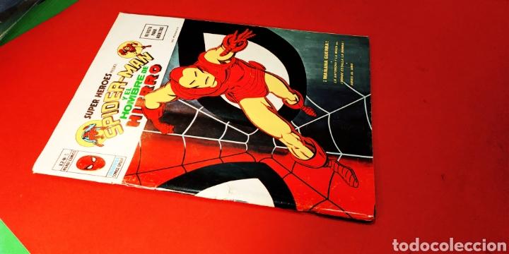 MUY BUEN ESTADO SUPER HEROES 5 VERTICE VOL 2 (Tebeos y Comics - Vértice - Super Héroes)