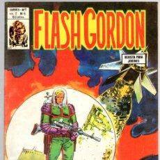 Cómics: FLASH GORDON. VOL. 2. Nº 6. VIAJE ESPACIAL (2ª PARTE) - EL COLOSO. VERTICE, 1979. Lote 147177804