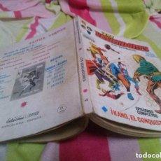 Cómics: LOS VENGADORES VOL1 Nº4. - KANG, EL CONQUISTADOR. VERTICE 1971. Lote 147293918