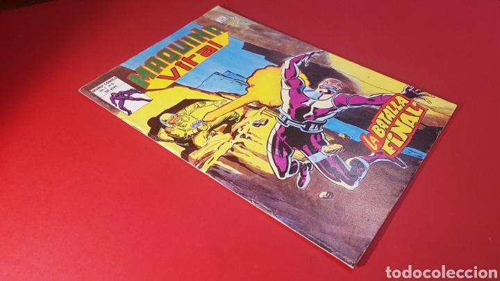 DE KIOSCO MAQUINA VITAL 5 VERTICE (Tebeos y Comics - Vértice - Otros)