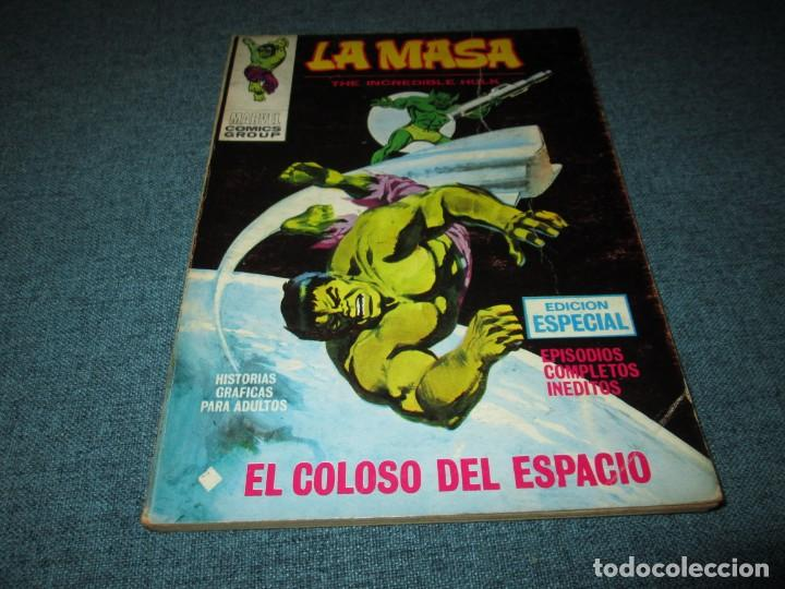 VERTICE ~ LA MASA ~ VOL 1 Nº 17 (Tebeos y Comics - Vértice - La Masa)