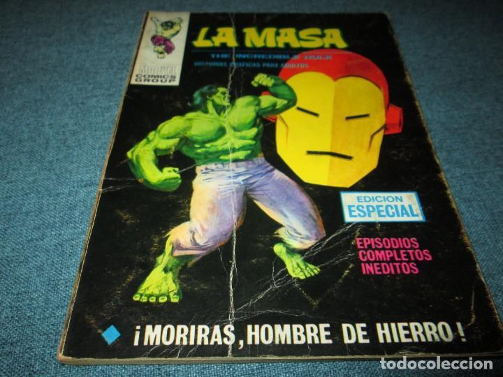 VERTICE ~ LA MASA ~ VOL 1 Nº 14 (Tebeos y Comics - Vértice - La Masa)