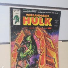 Cómics: THE RAMPAGING HULK VERTICE VOL. 1 Nº 11. Lote 147567638