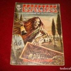Cómics: ESPECTRO Nº 12 EDITORIAL VERTICE 1º EDICION 1972. Lote 147585870