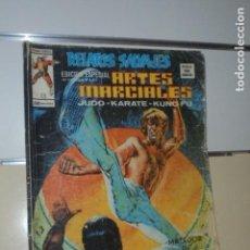 Cómics: RELATOS SALVAJES EDICION ESPECIAL DEDICADA A LAS ARTES MARCIALES Nº 17 - MUNDI COMICS VERTICE -. Lote 147634542