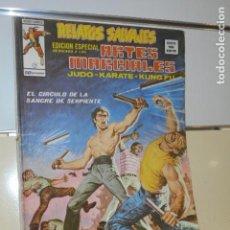 Cómics: RELATOS SALVAJES EDICION ESPECIAL DEDICADA A LAS ARTES MARCIALES Nº 7 - MUNDI COMICS VERTICE -. Lote 147634846
