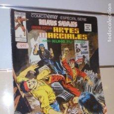 Cómics: RELATOS SALVAJES EDICION ESPECIAL DEDICADA A LAS ARTES MARCIALES Nº 37 - MUNDI COMICS VERTICE -. Lote 147635006