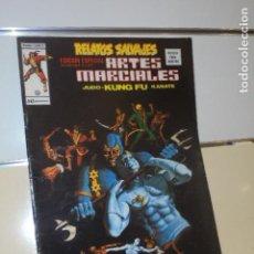 Cómics: RELATOS SALVAJES EDICION ESPECIAL DEDICADA A LAS ARTES MARCIALES Nº 34 - MUNDI COMICS VERTICE -. Lote 147636162