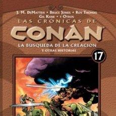 Cómics: CRONICAS DE CONAN 17. Lote 147651542