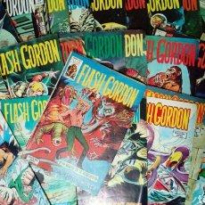 Cómics: LOTE DE 26 NÚMEROS DE FLASH GORDON, VOL. 1 (VER NºS EN DESCRIPCIÓN) - EDITORIAL VÉRTICE - SUPERLOTE. Lote 147673182