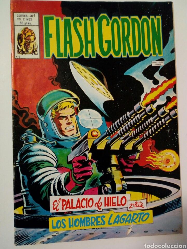 Cómics: LOTE DE 5 números de FLASH GORDON, Vol. 2 (nºs: 17, 26, 28, 29, 37) - Editorial Vértice - - Foto 4 - 147676974