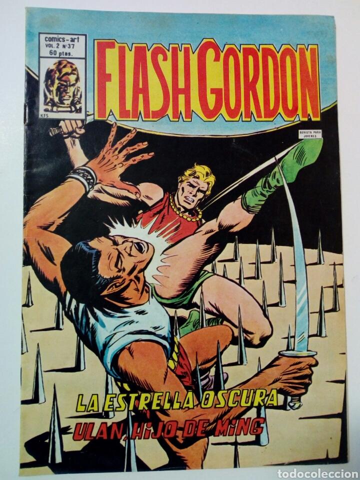 Cómics: LOTE DE 5 números de FLASH GORDON, Vol. 2 (nºs: 17, 26, 28, 29, 37) - Editorial Vértice - - Foto 6 - 147676974