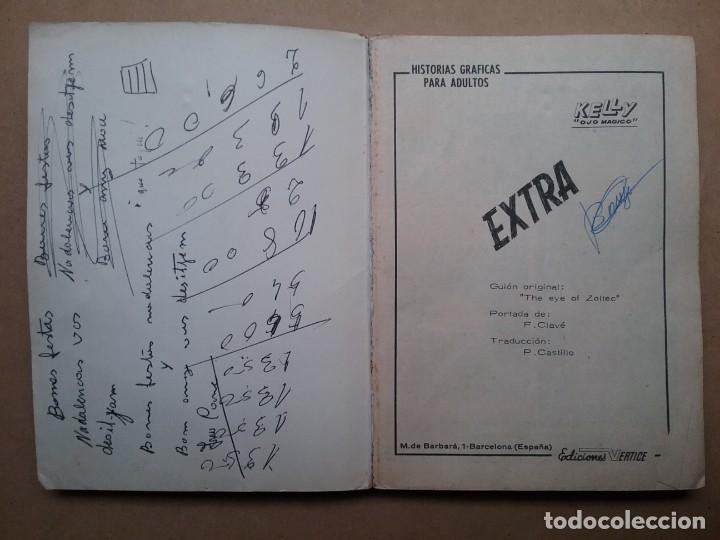 Cómics: TEBEO EDICIONES VÉRTICE KELLY OJO MÁGICO VOL. 1 N° 1 TACO PULP - Foto 2 - 147704170