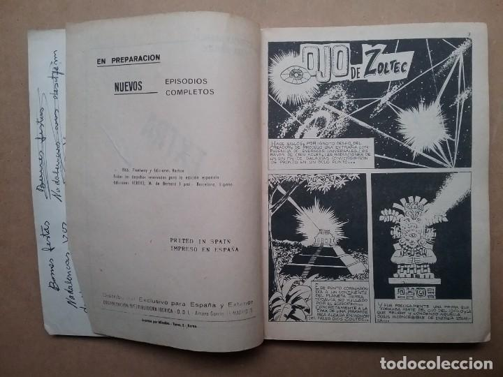 Cómics: TEBEO EDICIONES VÉRTICE KELLY OJO MÁGICO VOL. 1 N° 1 TACO PULP - Foto 3 - 147704170