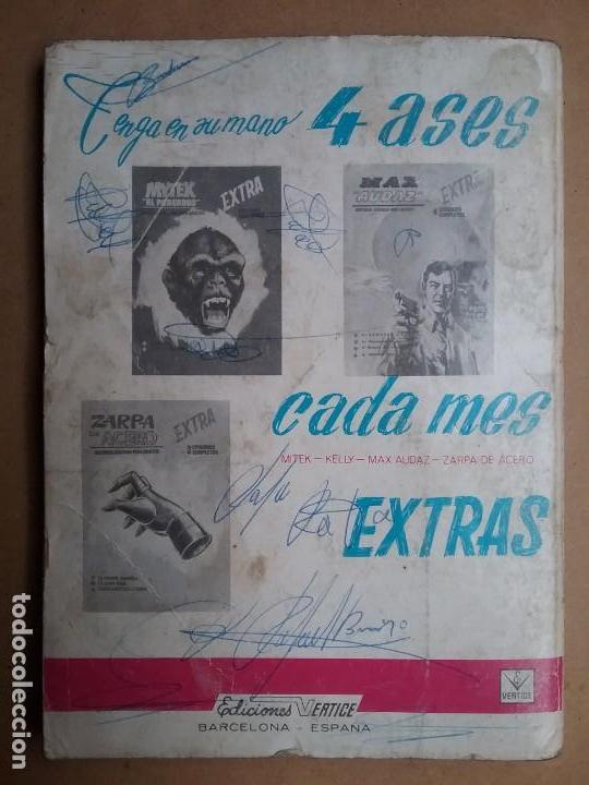 Cómics: TEBEO EDICIONES VÉRTICE KELLY OJO MÁGICO VOL. 1 N° 1 TACO PULP - Foto 5 - 147704170