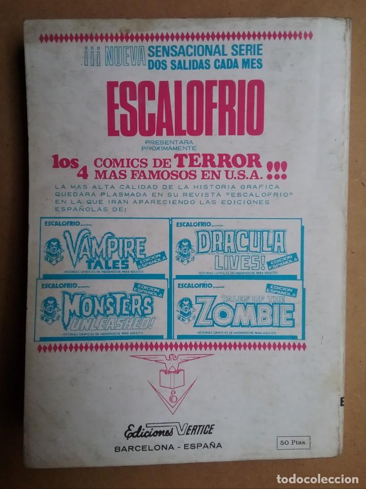 Cómics: TEBEO EDICIONES VÉRTICE KELLY OJO MÁGICO EDICION ESPECIAL VOL. 4 TACO PULP - Foto 3 - 147704670