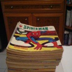 Cómics: SPIDERMAN - VOLUMEN 3 - VERTICE - COLECCION COMPLETA - BUEN ESTADO - 1 AL 67 - 76 COMICS - GORBAUD. Lote 147719194
