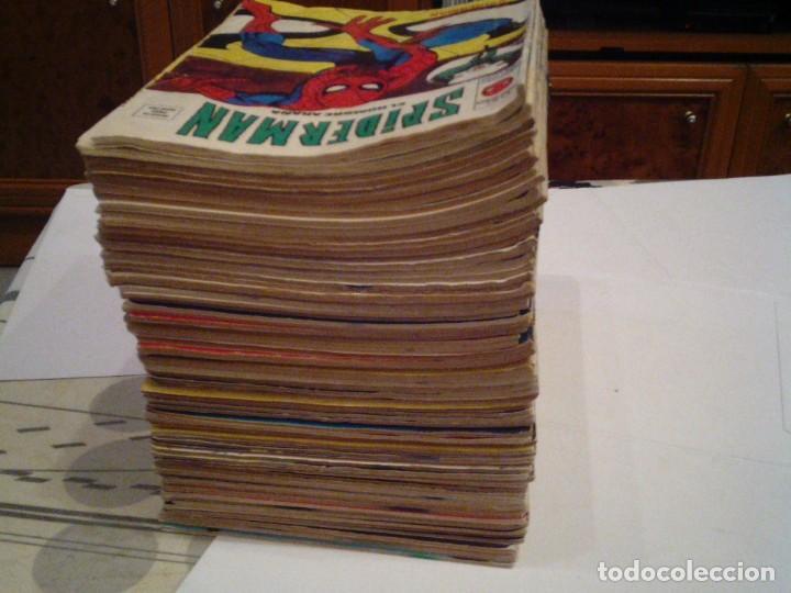Cómics: SPIDERMAN - VOLUMEN 3 - VERTICE - COLECCION COMPLETA - BUEN ESTADO - 1 AL 67 - 76 COMICS - GORBAUD - Foto 3 - 147719194