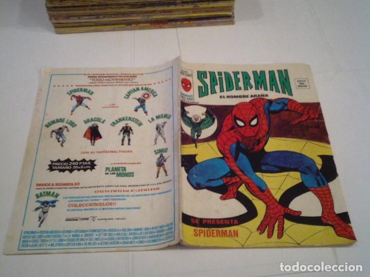 Cómics: SPIDERMAN - VOLUMEN 3 - VERTICE - COLECCION COMPLETA - BUEN ESTADO - 1 AL 67 - 76 COMICS - GORBAUD - Foto 5 - 147719194
