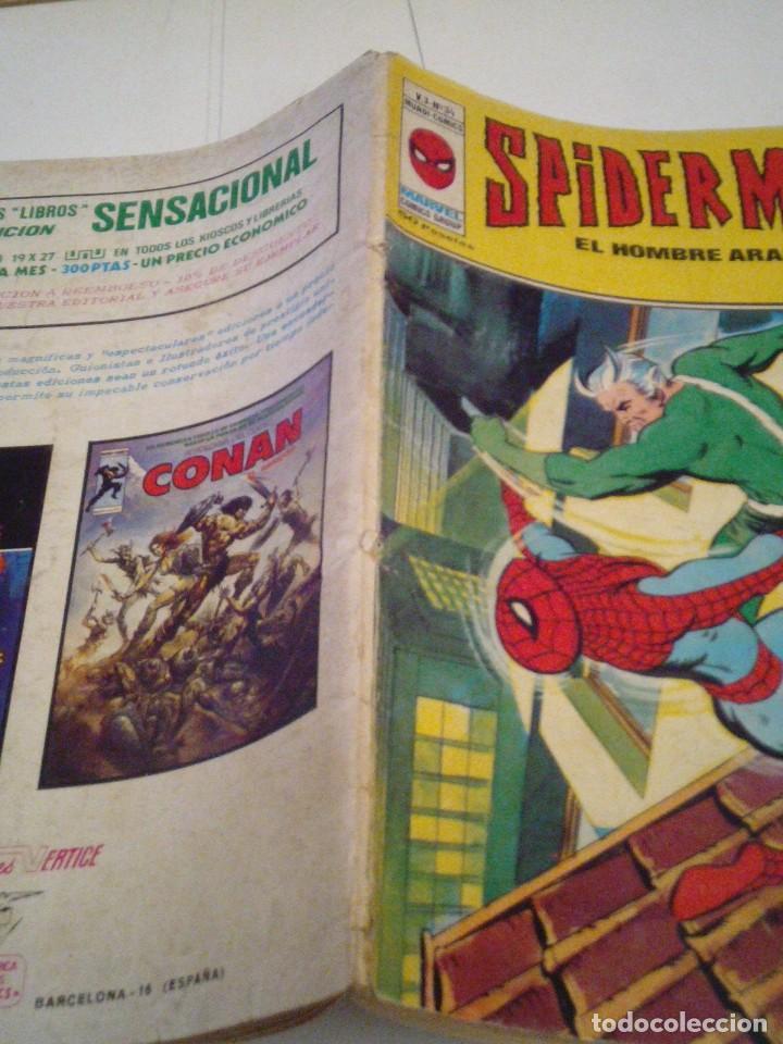Cómics: SPIDERMAN - VOLUMEN 3 - VERTICE - COLECCION COMPLETA - BUEN ESTADO - 1 AL 67 - 76 COMICS - GORBAUD - Foto 45 - 147719194