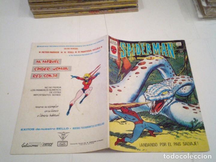 Cómics: SPIDERMAN - VOLUMEN 3 - VERTICE - COLECCION COMPLETA - BUEN ESTADO - 1 AL 67 - 76 COMICS - GORBAUD - Foto 61 - 147719194