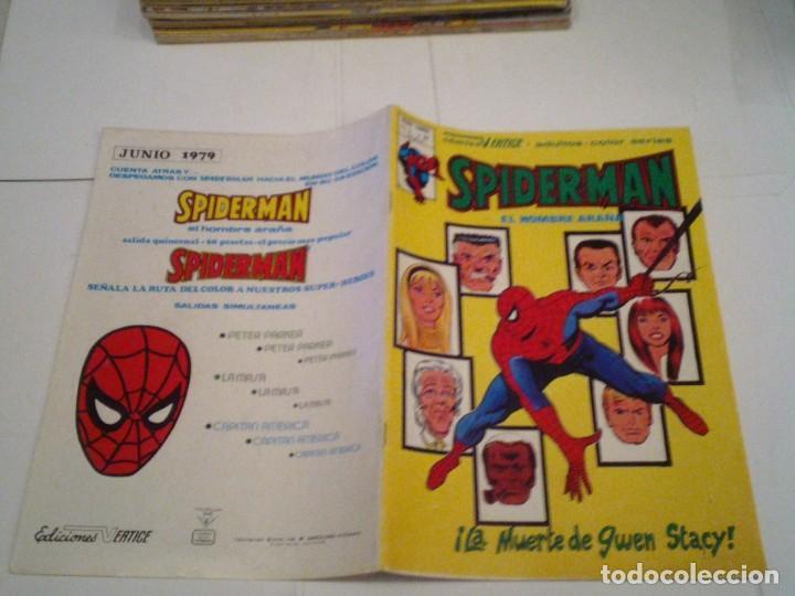 Cómics: SPIDERMAN - VOLUMEN 3 - VERTICE - COLECCION COMPLETA - BUEN ESTADO - 1 AL 67 - 76 COMICS - GORBAUD - Foto 70 - 147719194