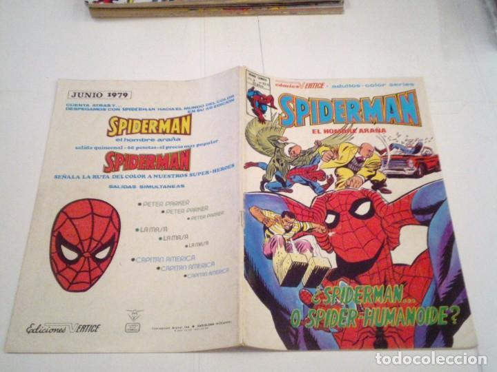 Cómics: SPIDERMAN - VOLUMEN 3 - VERTICE - COLECCION COMPLETA - BUEN ESTADO - 1 AL 67 - 76 COMICS - GORBAUD - Foto 75 - 147719194