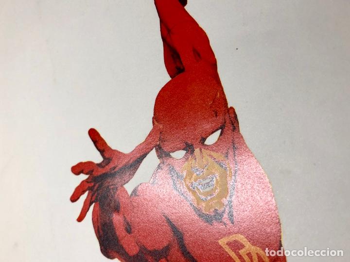 Cómics: Poster original Dan Defensor de Vértice 30 x42 López Espi - Foto 3 - 147745885