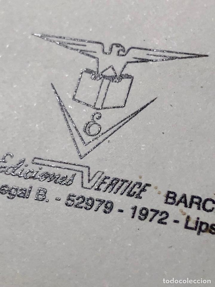 Cómics: Poster original Dan Defensor de Vértice 30 x42 López Espi - Foto 12 - 147745885