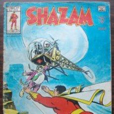 Cómics: SHAZAM. ¡LA CELEBRE RANA QUE HABLA!. V 1 - Nº 9, EDITORIAL VERTICE 1978. Lote 147754718