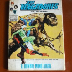 Cómics: LOS VENGADORES - Nº 35 EL HOMBRE MONO ATACA - VERTICE 1972 - 25 PTAS. Lote 147870502