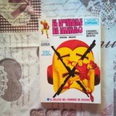 Cómics: EL HOMBRE DE HIERRO V 1 Nº 9. Lote 147875082