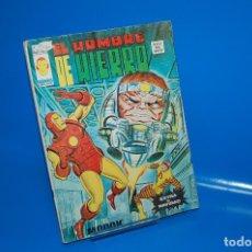 Cómics: COMIC EL HOMBRE DE HIERRO EXTRA NAVIDAD-VERTICE-1974. Lote 147936786
