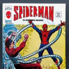 Cómics: SPIDERMAN V3 Nº 2 MARVEL MUNDI COMICS VÉRTICE EL HOMBRE ARAÑA 1975. Lote 147994978