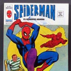 Cómics: SPIDERMAN V3 Nº 10 MARVEL MUNDI COMICS VÉRTICE EL HOMBRE ARAÑA 1976. Lote 147995978
