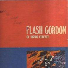 Cómics: FLAS GORDON N,01 EL RAYO CELESTE HEROES DEL COMIC. Lote 148004174