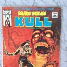 Cómics: RELATOS SALVAJES - KULL - Nº 71 - ED. VERTICE. Lote 148020566